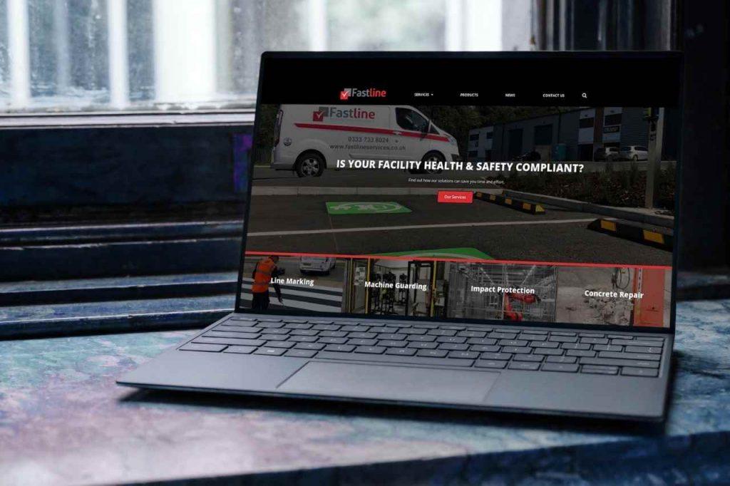 fastline laptop design